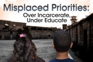 Image courtesy of the NAACP; please click on the image to sign the NAACP petition to restore education funding